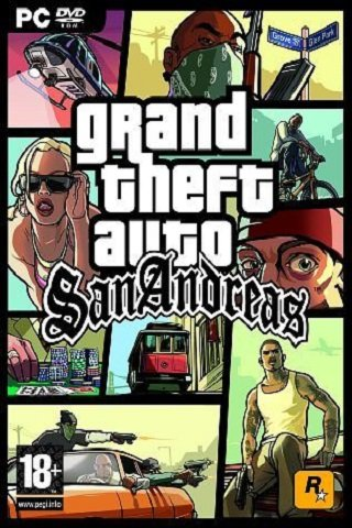 GTA: San Andreas – HRT Pack