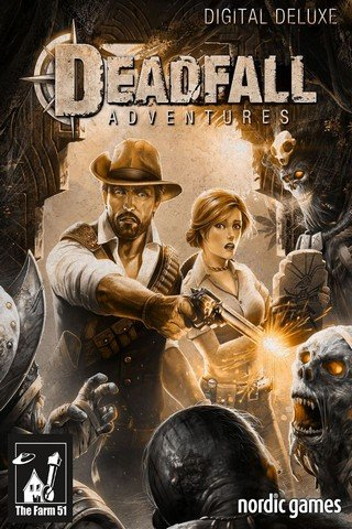 Deadfall Adventures: DDE