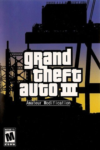 GTA 3  - Amateur Modification
