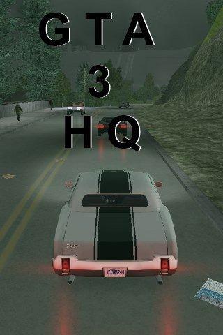 Grand Theft Auto 3 HQ