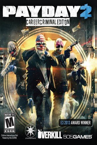PayDay 2 - Career Criminal Edition
