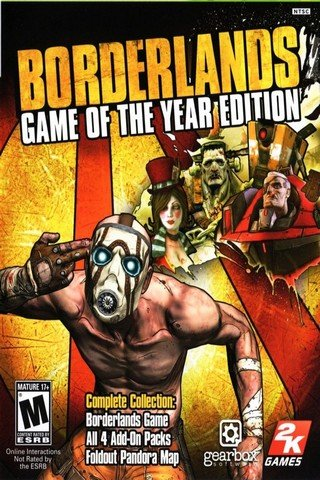 Borderlands: GotYE