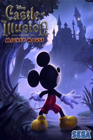 Castle of Illusion Starring Mickey