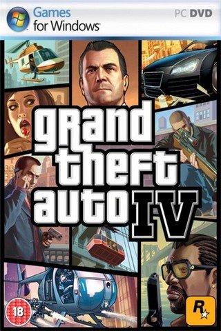 Grand Theft Auto 4 встиле GTA 5