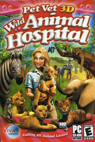 Pet Vet 3D: Wild Animal Hospital ����� �������