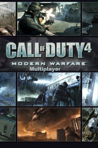 CoD 4: MW – Multiplayer