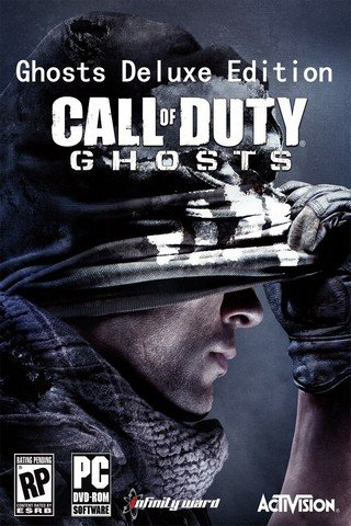 CoD: Ghosts - Deluxe Edition