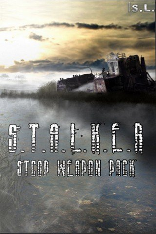 S.T.A.L.K.E.R.: STCoP Weapon Pack