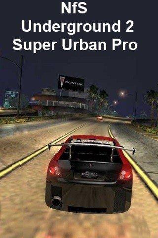 NfS: Underground 2 - Super Urban