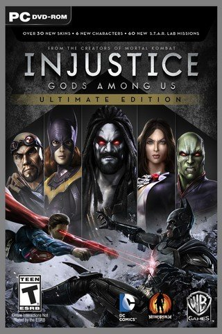 Injustice: Gods Among Us. Ultimate