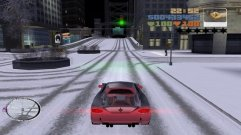 Grand Theft Auto 3 - Snow Edition