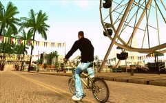 Grand Theft Auto: San Andreas - Autumn Sunshine