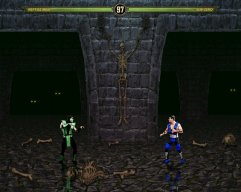 Mortal Kombat M.U.G.E.N Defenders of the Realm
