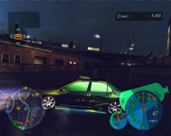 Need for Speed: Underground 2 – GriME