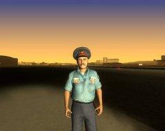 Grand Theft Auto: San Andreas - Ментовский Беспредел