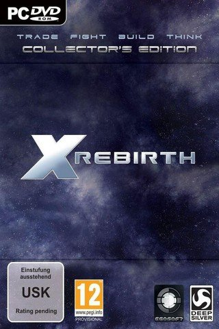 X Rebirth - Collector's Edition