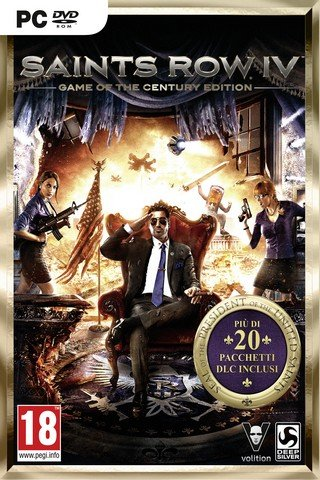 Saints Row 4: GotCE