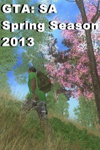 GTA: SA - Spring Season