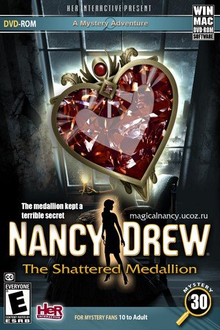 Nancy Drew: The Shattered