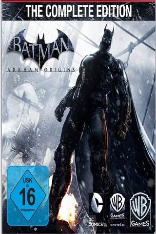 Batman: Arkham Origins - TCE