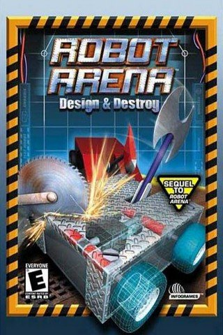 Robot Arena 2: Design and Destroy