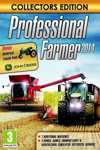 Professional Farmer 2014. CE