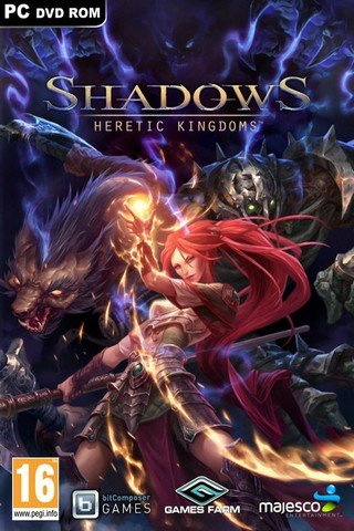 Shadows: Heretic Kingdoms BODoS