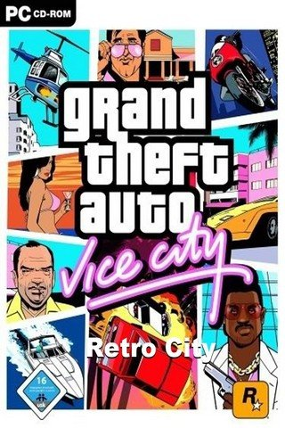 GTA: Vice City - Retro City