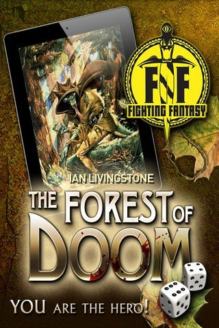 Fighting Fantasy: The Forest