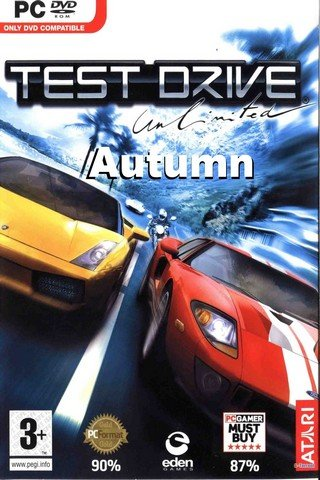 Test Drive Unlimited – Autumn