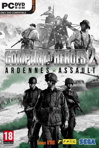Company of Heroes 2 - Ardennes