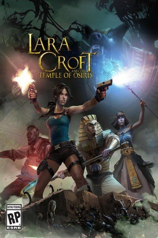 Lara Croft & the Temple of Osiris
