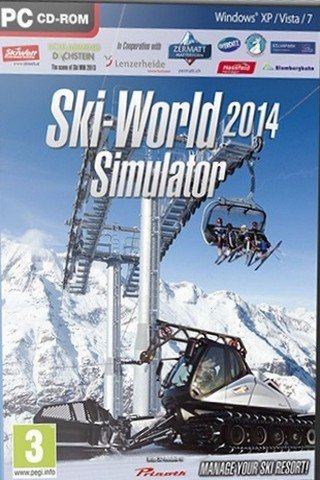 Ski World Simulator 2014