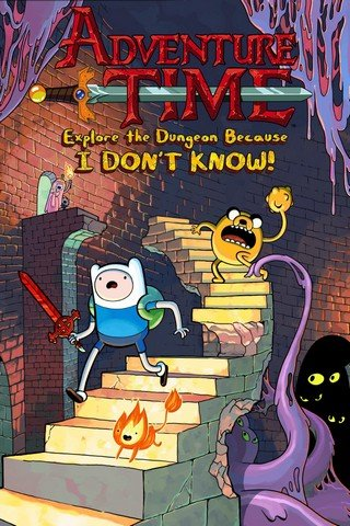 Adventure Time: ETDBIDK