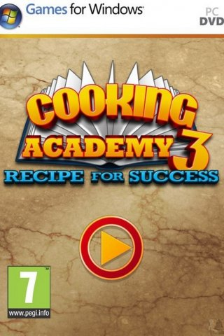 Cooking Academy 3: Recipe