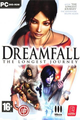 Dreamfall: Бесконечное