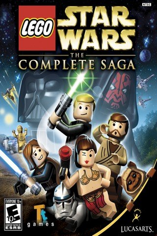 LEGO Star Wars: The Complete