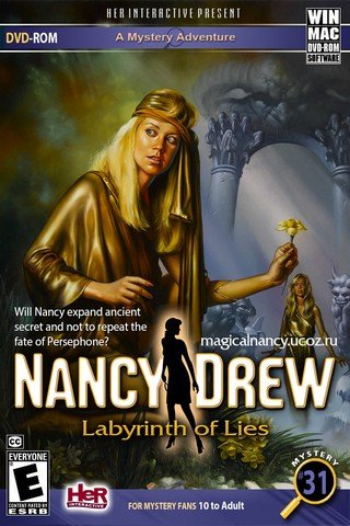 Nancy Drew: Labyrinth of Lies ������� �������