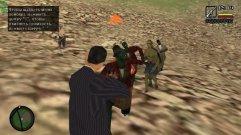 Grand Theft Auto: San Andreas - Zombie Apocalypse скачать торрент
