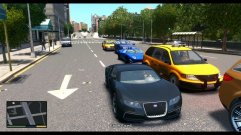 Grand Theft Auto IV in style V скачать торрент