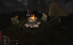 S.T.A.L.K.E.R.: Тень Чернобыля - Dream Reader «The Leper Area» через