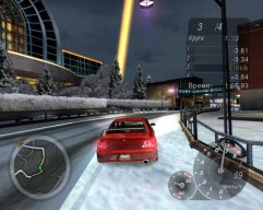 Need for Speed: Underground 2 – Winter