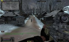 S.T.A.L.K.E.R.: ���� ��������� - Nature Winter - ��������� ������