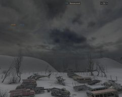 S.T.A.L.K.E.R.: Тень Чернобыля - Nature Winter Black Edition