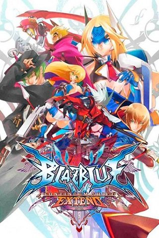 BlazBlue: Continuum Shift Extend
