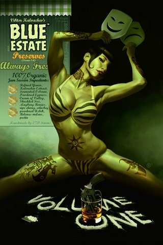 Blue Estate The Game ������� �������