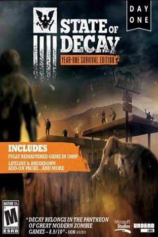 State of Decay: Year One Survival