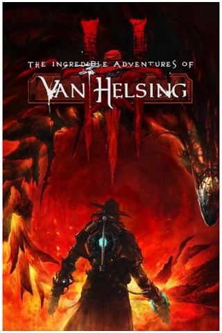 Adventures of Van Helsing 3
