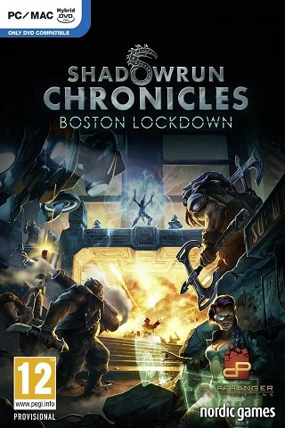 Shadowrun Chronicles: Boston