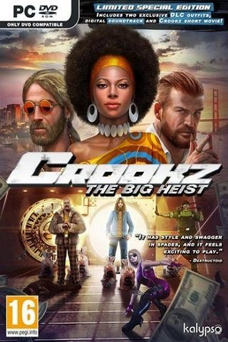 Crookz - The Big Heist